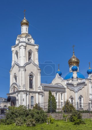 The temple in honor of Our Lady of Kazan , Rostov - on - Don .