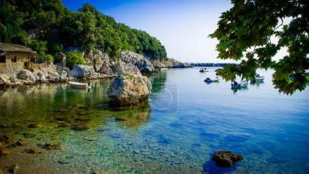 Damouchari, Pelion, Greece