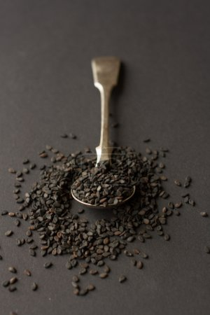 Black sesame spices
