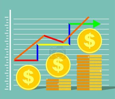 BUSINESS DIAGRAM PROFIT