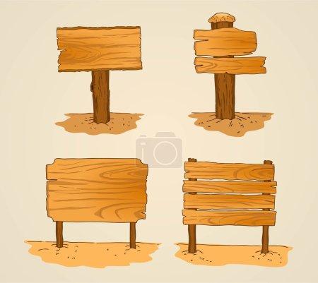Illustration for Element set or sign - Royalty Free Image