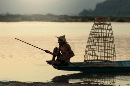 Lifestyle Fisherman old