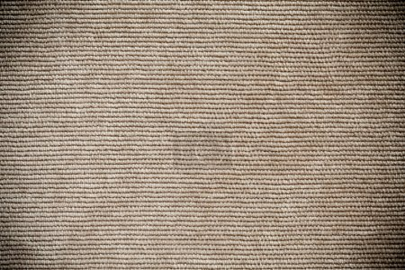 Perspective View Beige Denim Texture horizontal Direction of Threads