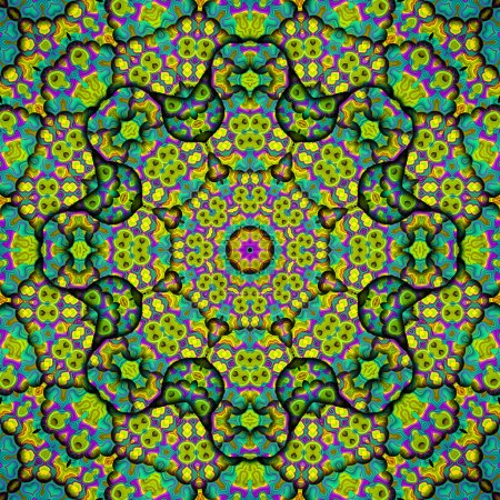 Relax kaleidoscope