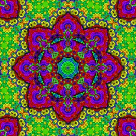8 elements relax mythical kaleidoscope