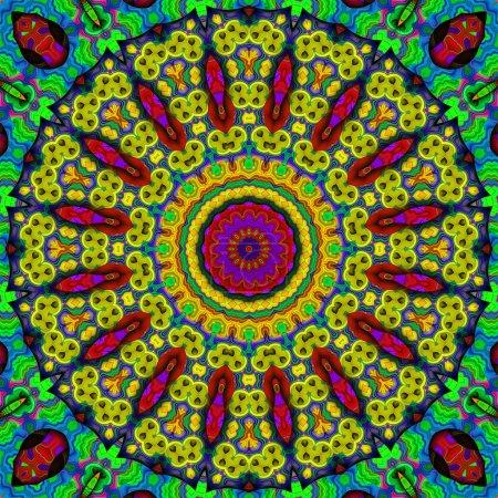 16 elements relax mythical kaleidoscope
