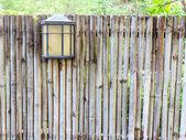 Bamboo šerm