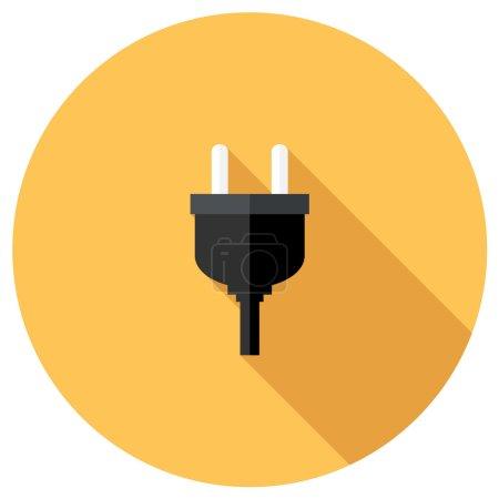 AC power plugs icon