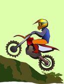 Motorcycle rider
