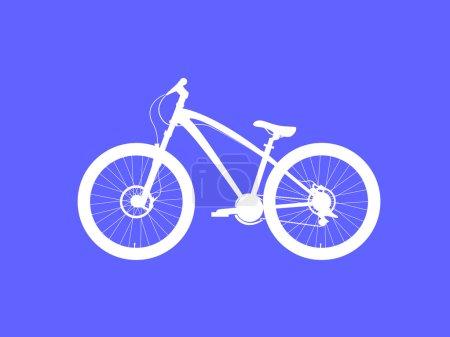 Dirt street Bicycle