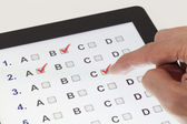 Online zkouška