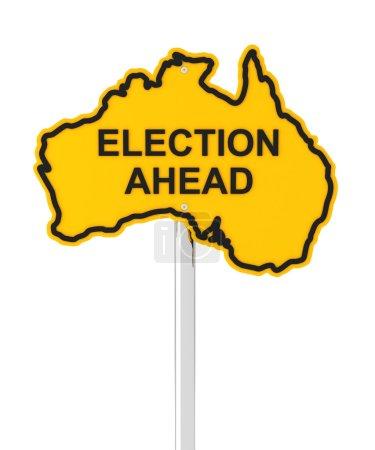 Australian election ahead