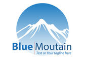 Blue Mountain Logo or Icon for general company