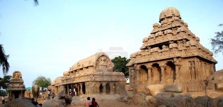 Pancha ratha temples i