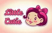 Little cutie illustration