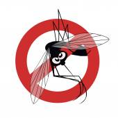 Mosquito warning sign 4