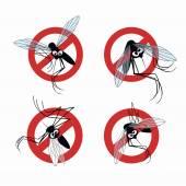 Seth mosquito warning sign