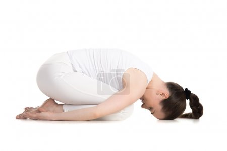 Child yoga Pose