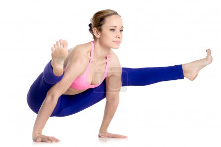 Arm balance exercise