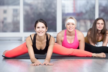 Exercises for thighs and groins
