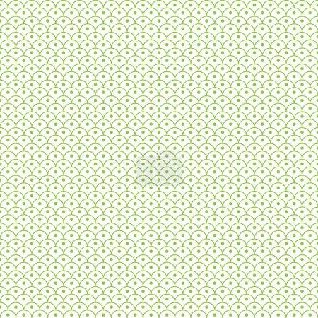 Seamless pattern for money design