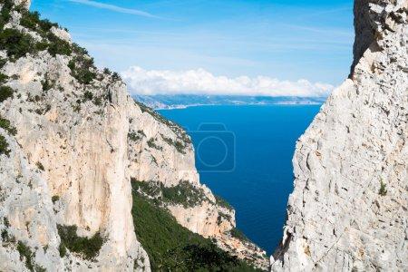 Seascape in Sardinia
