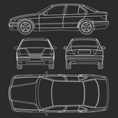 Car line draw insurance rent damage condition report form
