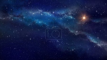 Photo for Very high definition star field background - Royalty Free Image