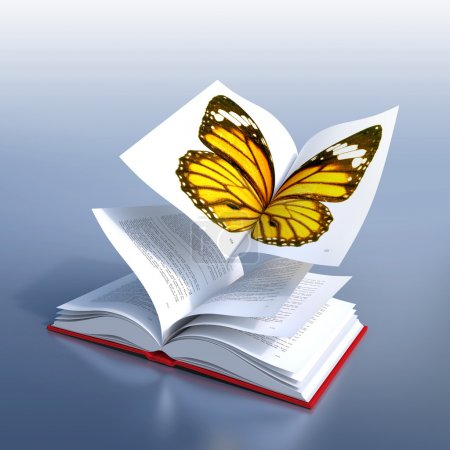 Butterfly book