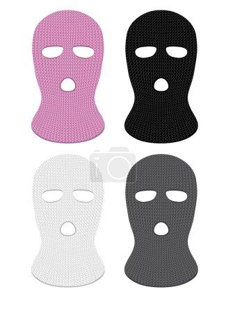 Ski Masks collection...