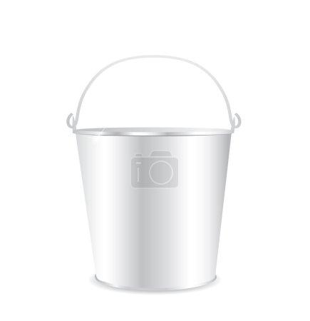 Illustration of bucket
