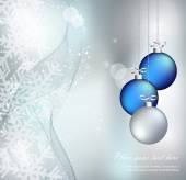 Merry Christmas Landscape Vector Merry Christmas Happy New Year