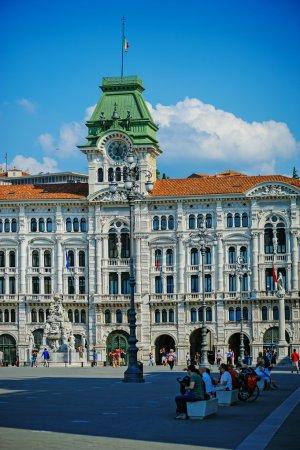old city landmarks, buildings
