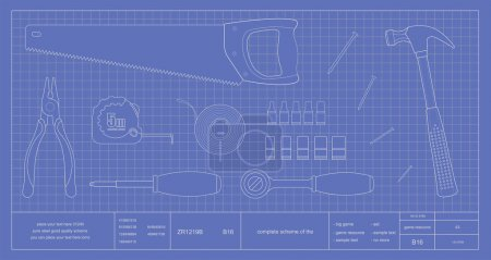 Blueprint renovation instruments