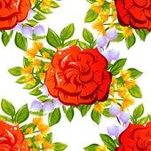 Blume Hintergrundmuster