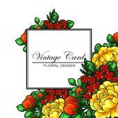 Květinové vinobraní Pozvánka