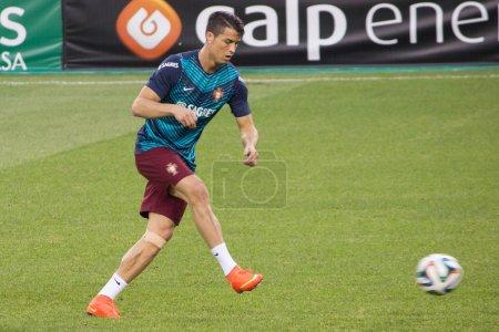 Cristiano Ronaldo -Portugal