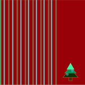 background Christmas tree and background with blue stripes