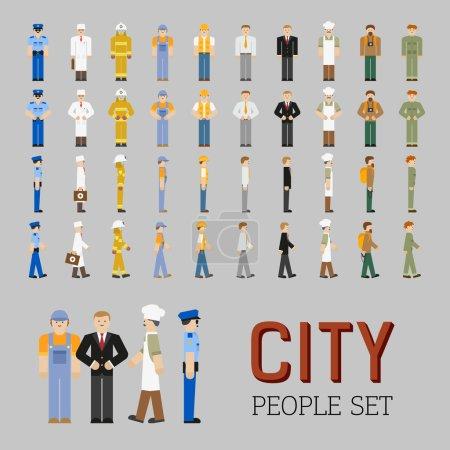 City People Set