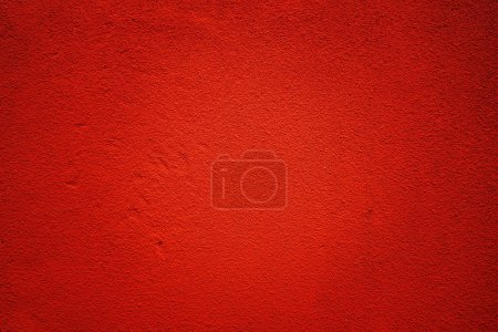 Grunge texture. Red wall.