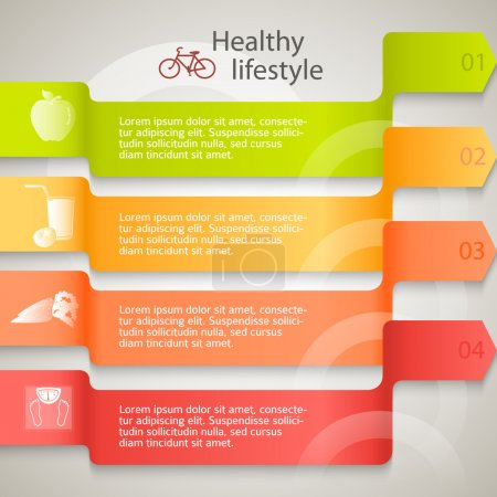 healthy-lifestyle-brochure-organic-food-template