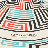 Abstract vector background design with maze texture and place for your text isolated Good cover for a book on psychology creative problem solving logical thinking the study of human relations