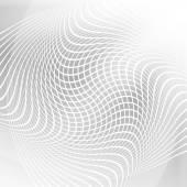 Gray background bending deformation line shape rectangle
