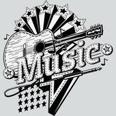 Ročník hudební design