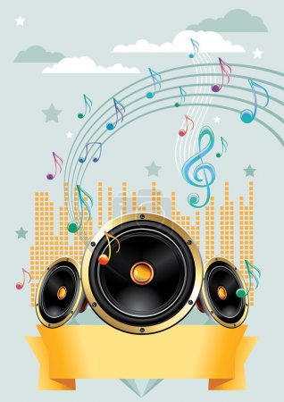 Modern music design
