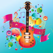 Guitar melody/modern music design