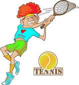 Tenisový hráč