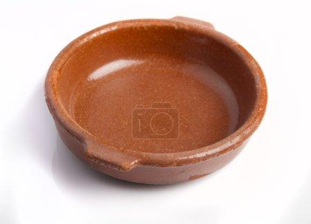Old bowl pot