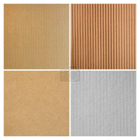 Cardboard texture group