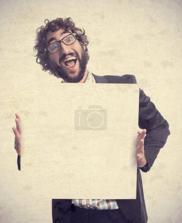 Photo for Young crazy man - Royalty Free Image